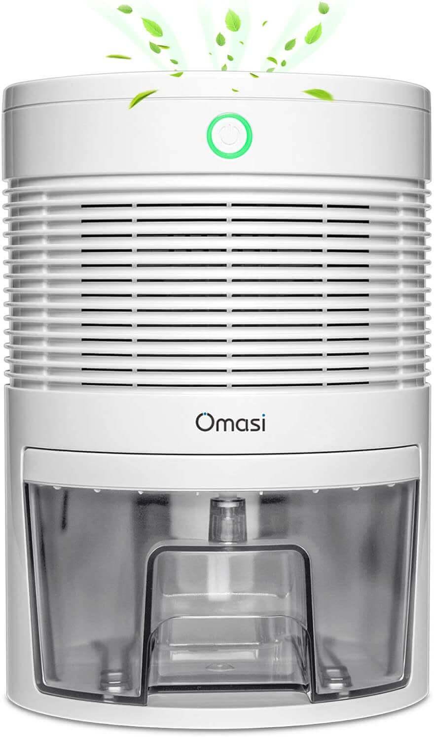El mejor mini deshumidificador de Omasi