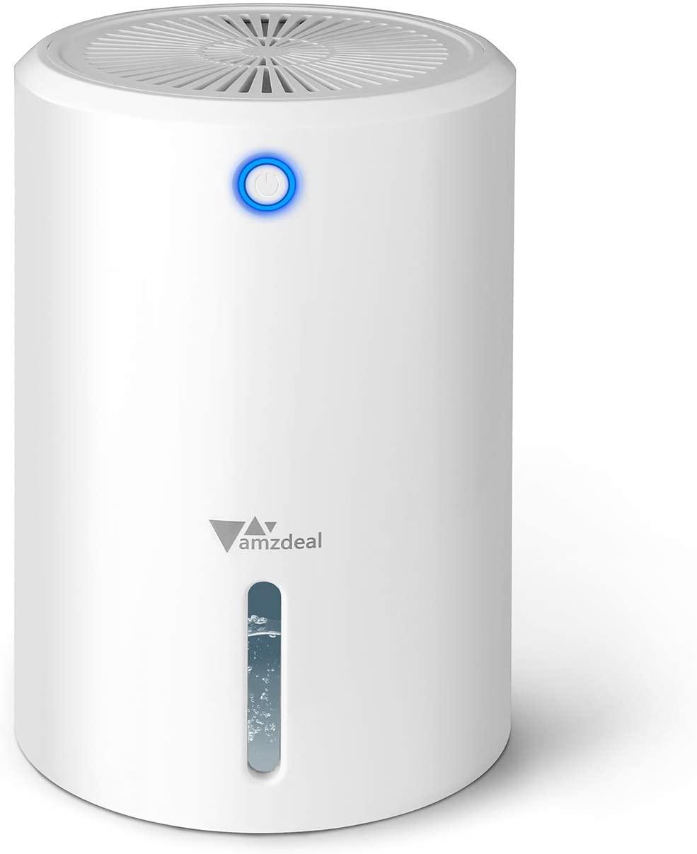 El mejor deshumidificador eléctrico de bajo consumo de Amzdeal