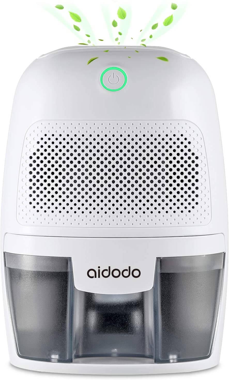 El mejor deshumidificador portátil de Aidodo